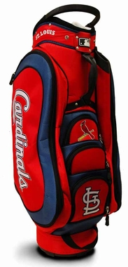 St Louis Cardinals Medalist Cart Bag