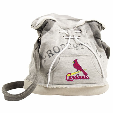 St Louis Cardinals Property of Hoody Duffle