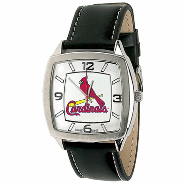 St Louis Cardinals Retro Mens Watch