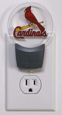 St Louis Cardinals Set of 2 Nightlights