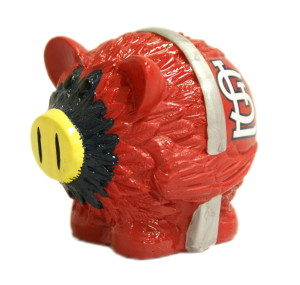 St. Louis Cardinals Piggy Bank - Thematic Small