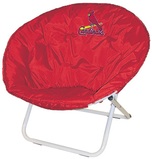 St Louis Cardinals Sphere Chair