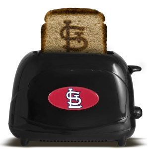 St Louis Cardinals Toaster (Black)
