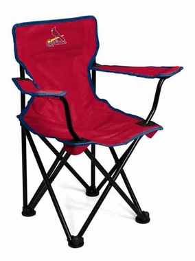 St. Louis Cardinals Toddler Folding Logo Chair