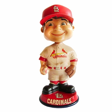 St Louis Cardinals Vintage Retro Bobble Head
