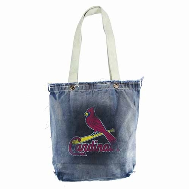St Louis Cardinals Vintage Shopper (Denim)