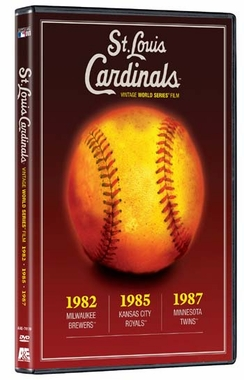 St Louis Cardinals Vintage World Series Film (1960?s) DVD