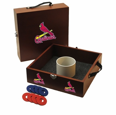 St Louis Cardinals Washer Toss Game