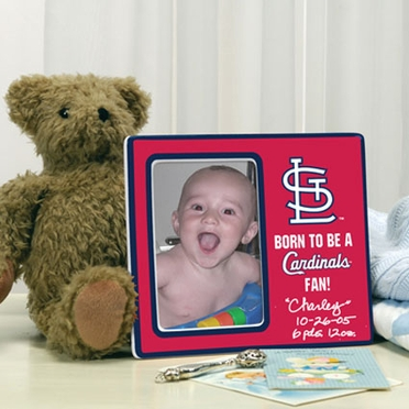 St Louis Cardinals Youth Picture Frame