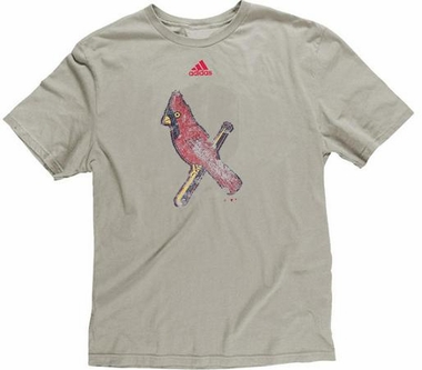 St Louis Cardinals YOUTH Retro Logo Soft Premium T-Shirt