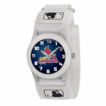 St Louis Cardinals Youth Rookie Watch (White)