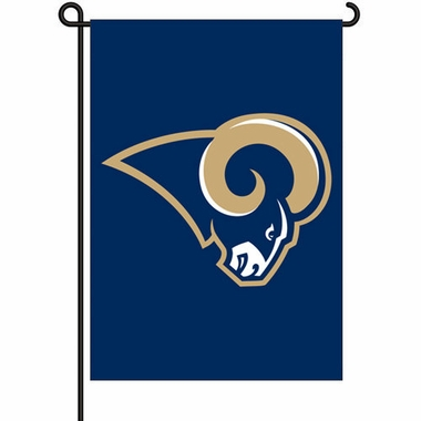 St. Louis Rams 11x15 Garden Flag