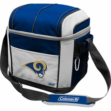 St Louis Rams 24 Can Soft Side Cooler