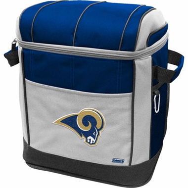 St Louis Rams 50 Can Soft Side Cooler