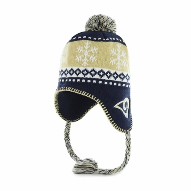 St. Louis Rams Abomination Tassel Knit Hat