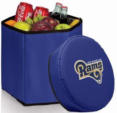 Los Angeles Rams  Bongo Cooler / Seat (Navy)