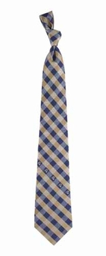 St Louis Rams Check Poly Necktie