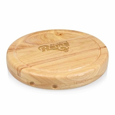 St. Louis Rams Circo Cheese Board
