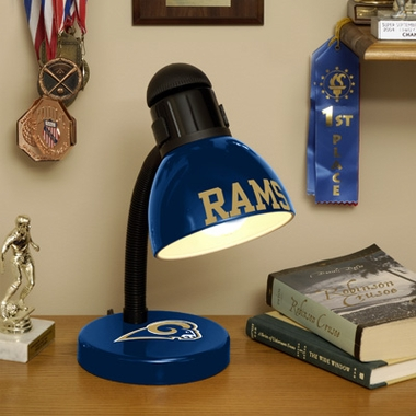 St Louis Rams Dorm Lamp