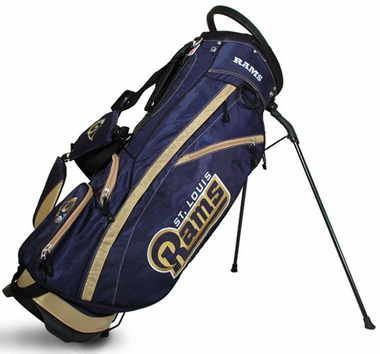 St Louis Rams Fairway Stand Bag