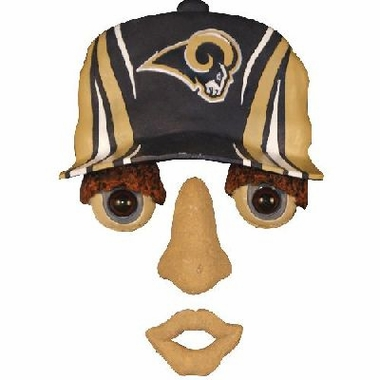St Louis Rams Forest Face