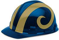 St Louis Rams Hard Hat
