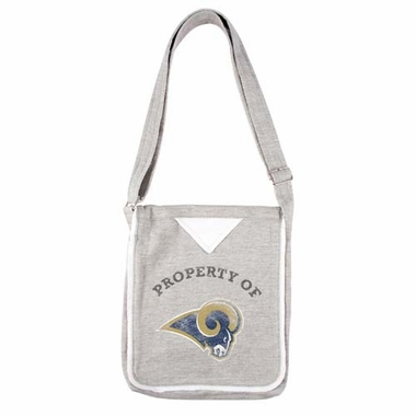 Los Angeles Rams Hoodie Crossbody Bag