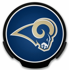 St Louis Rams Light Up Power Decal