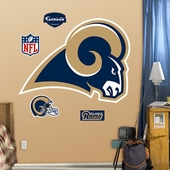 St Louis Rams Wall Decorations