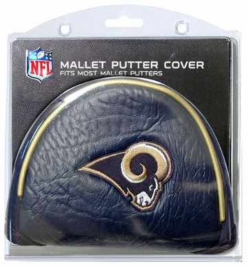 St Louis Rams Mallet Putter Cover