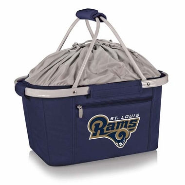 St. Louis Rams Metro Basket (Navy)