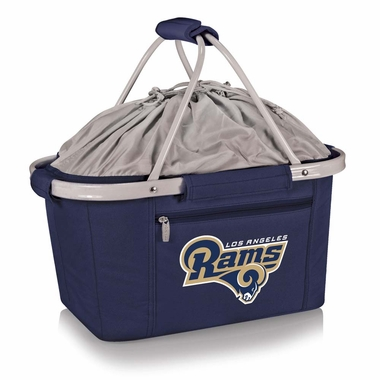 Los Angeles Rams Metro Basket (Navy)