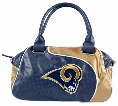 St Louis Rams Perf-ect Bowler Purse
