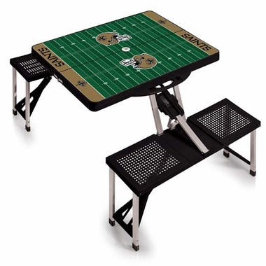 St. Louis Rams Picnic Table Sport (Black)