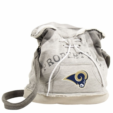 St Louis Rams Property of Hoody Duffle