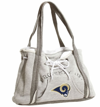 St Louis Rams Property of Hoody Purse