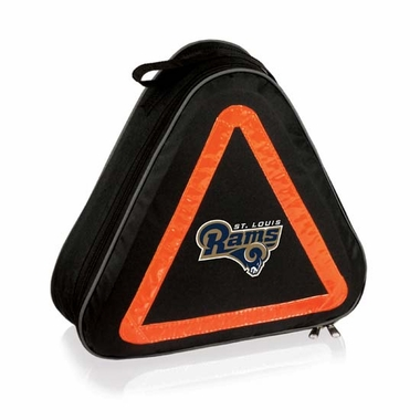 St. Louis Rams Roadside Emergency Kit (Black)