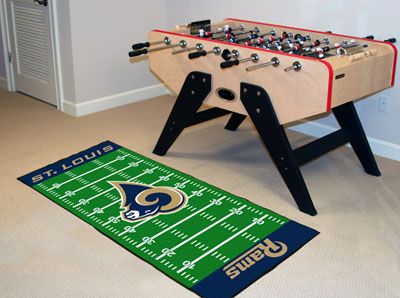 St Louis Rams Runner Rug