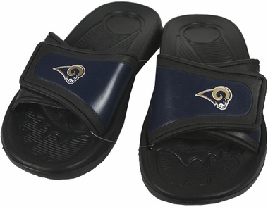 St Louis Rams Shower Slide Flip Flop Sandals