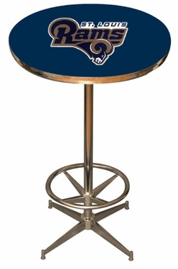 St Louis Rams Team Pub Table