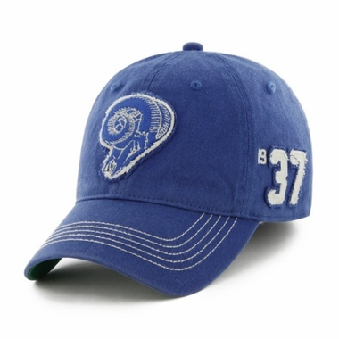 St. Louis Rams Throwback Badger Franchise Flex Fit Hat
