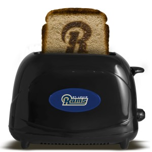 St Louis Rams Toaster (Black)