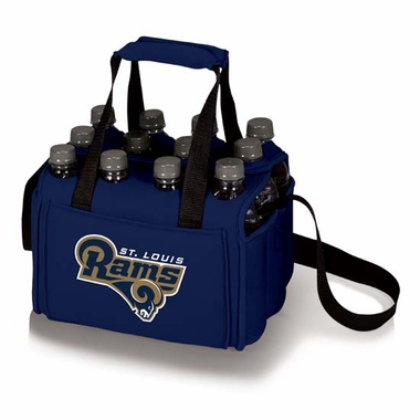 St. Louis Rams Twelve Pack (Navy)
