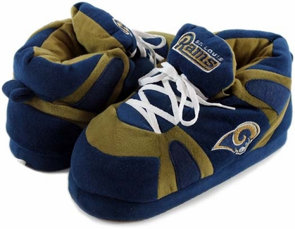 St Louis Rams UNISEX High-Top Slippers