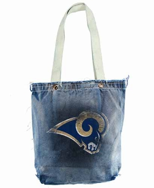St Louis Rams Vintage Shopper (Denim)
