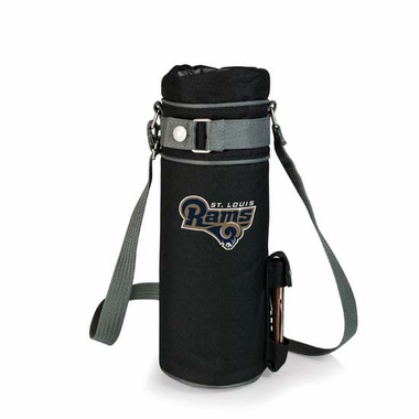 St. Louis Rams Wine Sack (Black)