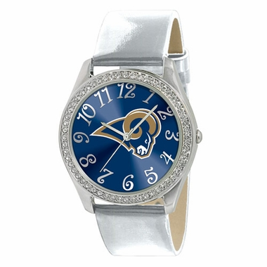 St Louis Rams Women's Glitz Watch