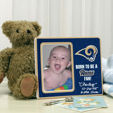 St Louis Rams Youth Picture Frame