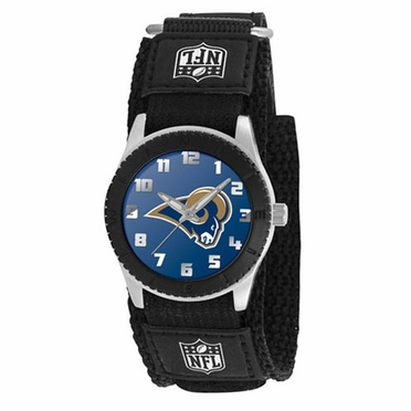 St Louis Rams Youth Rookie Watch (Black)