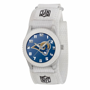 Los Angeles Rams Youth Rookie Watch (White)